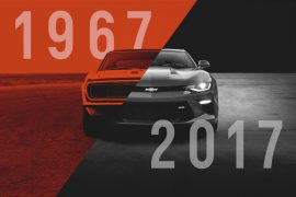 Chevrolet Camaro de fiesta, cumple 50 años