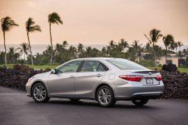 Toyota Camry, líder en ventas en Norteamérica