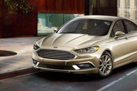 Buen híbrido para el mercado mexicano: Ford Fusion SE LUX Híbrido