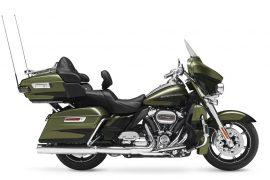 Las nuevas Touring de Harley-Davidson / El nuevo motor Milwaukee-Eight®