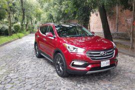 El nuevo refuerzo de Hyundai, Santa Fe…