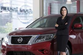 Soñar para llegar: Mayra González presidenta de Nissan