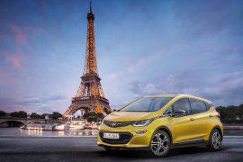 Opel Ampera-e para el Paris Motor Show