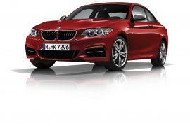 BMW M140iA y BMW M240iA llegan a México