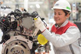 Audi, presentará las distintas modalidades de desarrollo profesional
