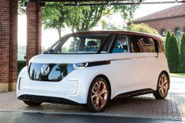 Volkswagen BUDD-e se lleva las palmas
