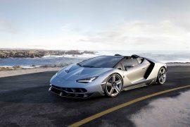 ¡Agotado! Lamborghini Centenario Roadster, 2.3 millones y ya no hay
