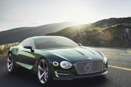 Nueva visión interior en Bentley