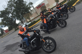 #LadiesOfHarley, escribiendo su historia en el motociclismo