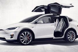 Tesla desarrollaría minibus