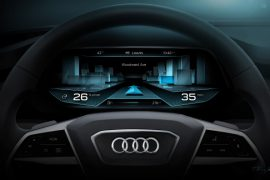 El futuro es hoy, Audi A8 y su arsenal de tecnología