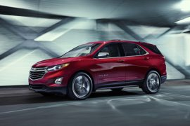 Chevrolet Equinox 2018, turbo y diésel…