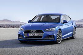 Así se ven: Audi A5 y S5 de cara al Paris Motor Show