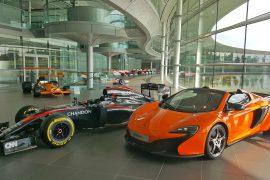 La fórmula perfecta: ExxonMobil y McLaren Technology Centre. Lo visitamos!