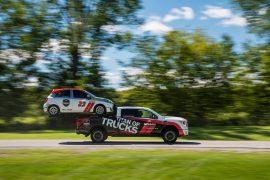 Nissan Canadá con la mejor grúa para sus vehículos Micra