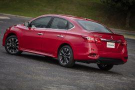 Nissan Sentra SR Turbo, confirmado para nuestro país