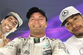 Más fuerte que nunca: Rosberg gana en Singapur y recupera el Campeonato