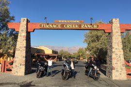 Harley-Davidson´17 más de 2,200 kms : Fin de recorrido, Furnace Creek a Las Vegas
