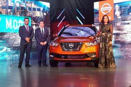 "Ya llegó, ya está a… Kicks, el nuevo ""crack"" de Nissan"