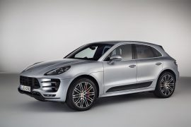 ¡Bienvenido! Porsche Macan Turbo con Performance Package