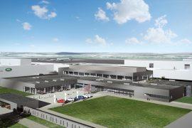 Jaguar Land Rover arranca construcción de su planta en Eslovaquia