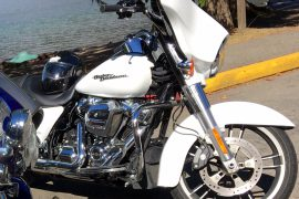 El Milwaukee Eight vs Anterior: Harley-Davidson Tour SFO-Lake Tahoe