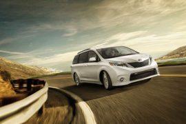 Ideal para familia: Minivans 2017