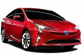 Toyota pisa fuerte el acelerador en ventas mensuales