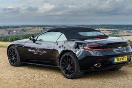 ¿Qué es mejor que un Aston Martin DB11? Un DB11 Volante