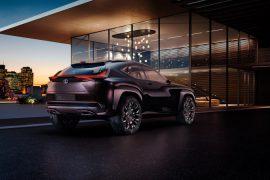 Lexus desvela crossover UX