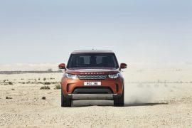 Auto Show de París 2016: Land Rover Discovery