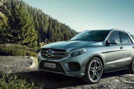 Mercedes-Benz prepara nueva generación de GLE, código W167