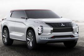 Ahí te voy Paris Motor Show: GT-PHEV Concept de Mitsubishi