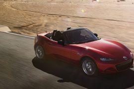 ¿Cuál es el segmento de Mazda MX-5?