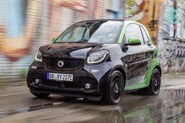 Auto Show de París 2016: Smart ForTwo ED