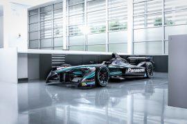 Jaguar listo para la Formula E, presenta: I-TYPE 1
