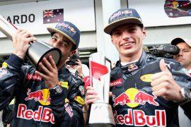 Doblete de Red Bull en Malasia