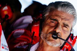 Ferrari: Vettel y el equipo se merecían ese podio.