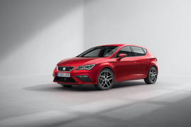 Ya está listo su rugido, el nuevo SEAT León llegará en 2017
