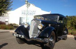 Musee L´Aventure Peugeot, un paseo por la historia