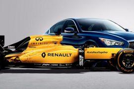 La mejor fórmula híbdrida: Infiniti + Renault Sport F1