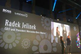 Lo mejor del Gran Premio: Mercedes-Benz y fundación Laureus