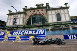 Panasonic Jaguar Racing debuta en la FE