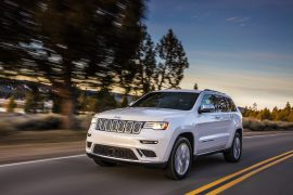 Jeep Grand Cherokee Summit y SRT 2017