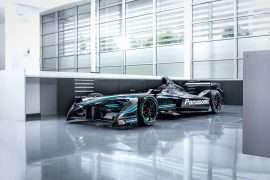 Panasonic Jaguar Racing ¡¡¡Arrancamos!!!