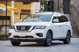 Nissan Pathfinder 2017, afila sus armas