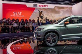 SEAT presente con tecnología 4D en París