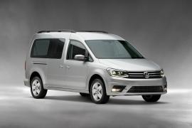 Volkswagen Caddy Pasajeros 2017