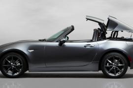 Mazda confirma RT para tercer trimestre
