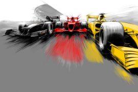 Calendario provisional de la F1 2017
